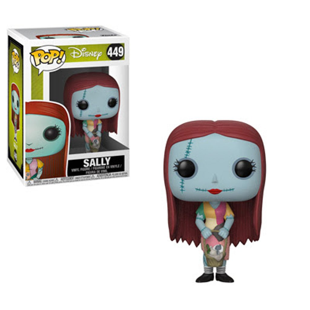 Nightmare Before Christmas: Sally 449 Funko Pop – Cosmic Comics