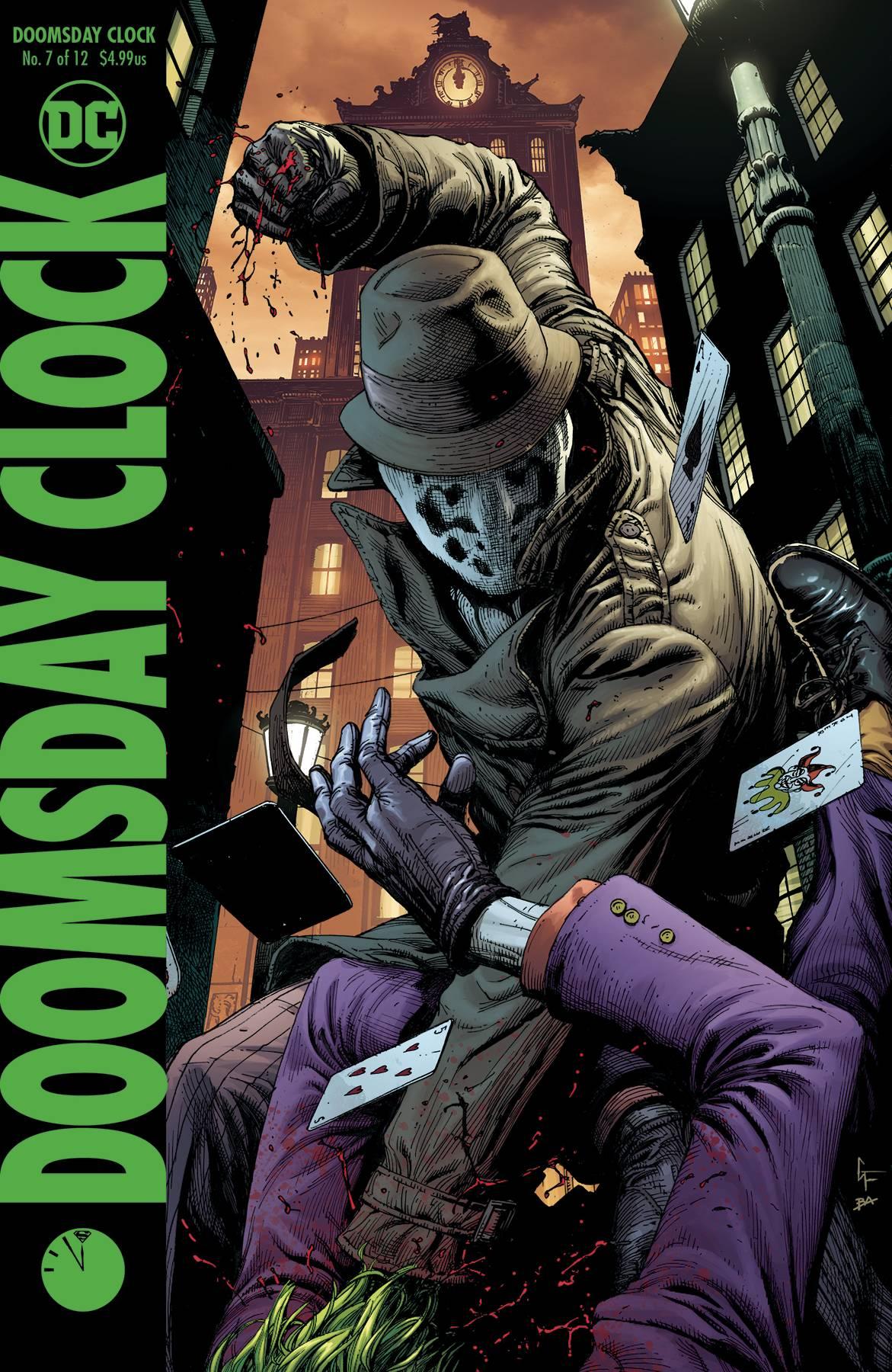 doomsday clock dc comics online