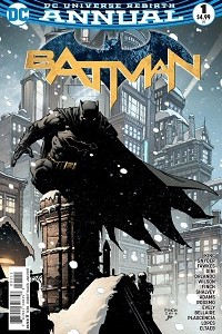 Batman Rebirth Annuals