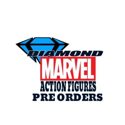 Marvel Select (Pre Orders)