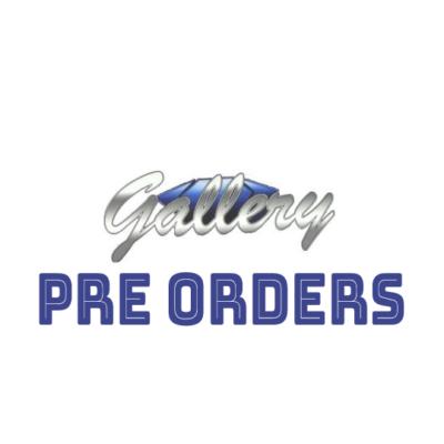 Gallery Figures (PRE-ORDERS)